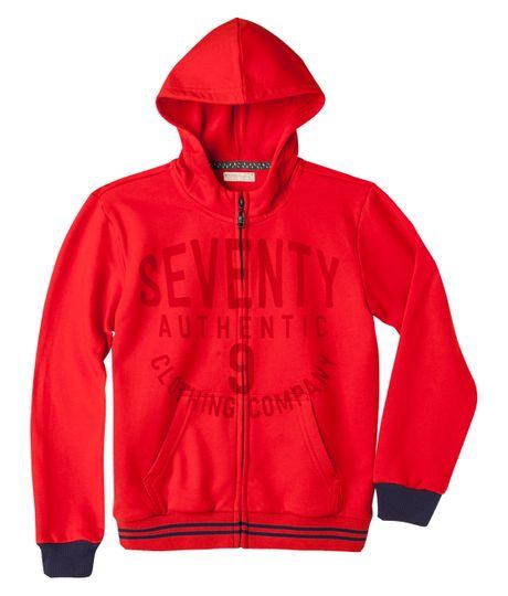 Buzos-y-chaquetas-Ropa-nino-Rojo