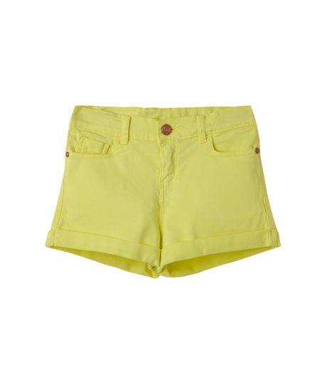 Faldas-y-shorts-Ropa-nina-coral-Neon