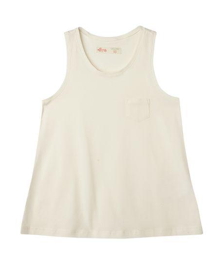 Camisetas-Ropa-nina-Blanco