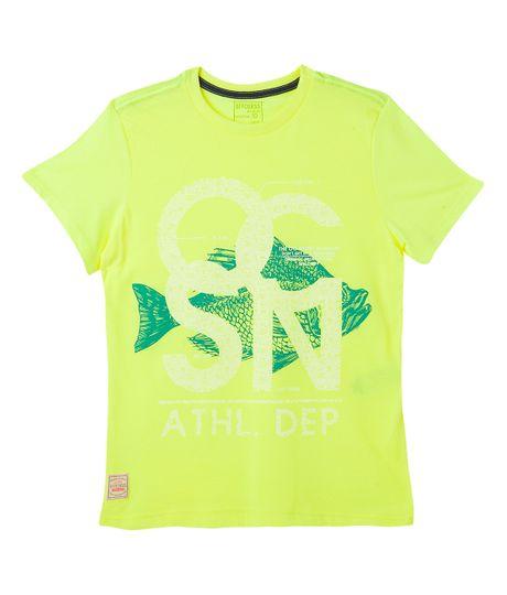 Camisetas-Ropa-nino-coral-Neon