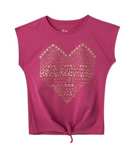Camisetas-Ropa-nina-Rosado