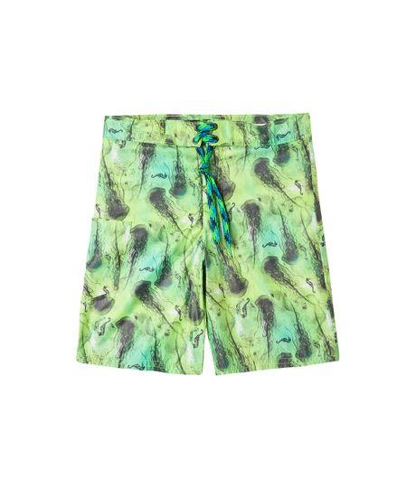 Bermudas-pantalonetas-Ropa-nino-coral-Neon