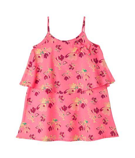 Vestidos-Ropa-bebe-nina-coral-Neon