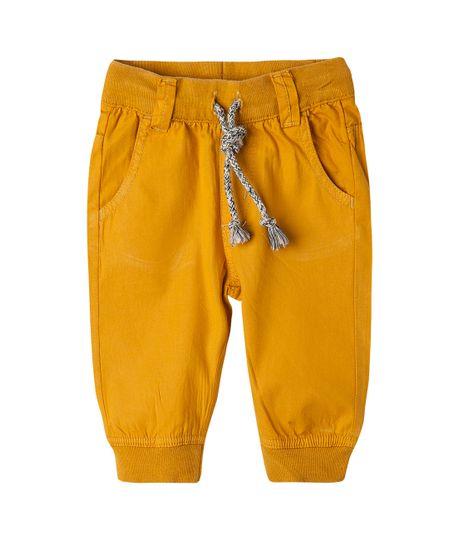 Jeans-y-Pantalones-Ropa-recien-nacido-nino-Amarillo