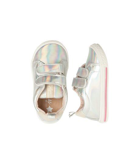 Zapatos-Ropa-bebe-nina-Gris