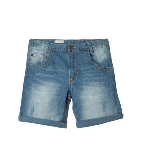 Bermudas-pantalonetas-Ropa-nino-Indigo-Claro