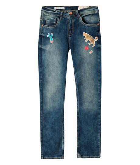 Jeans-y-Pantalones-Ropa-nina-Indigo-Oscuro