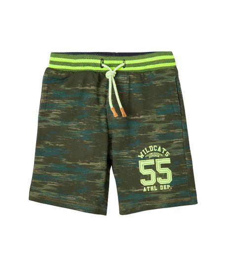 Bermudas-pantalonetas-Ropa-bebe-nino-Verde