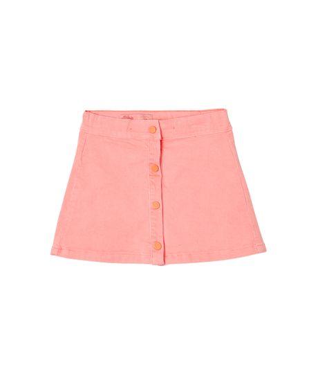 Faldas-y-shorts-Ropa-bebe-nina-coral-neon