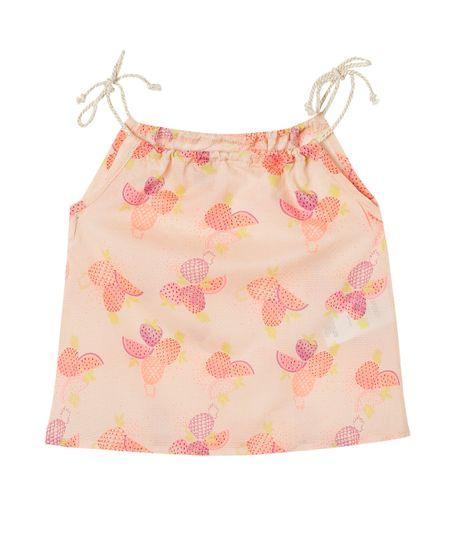 Camisas-Ropa-bebe-nina-Coral