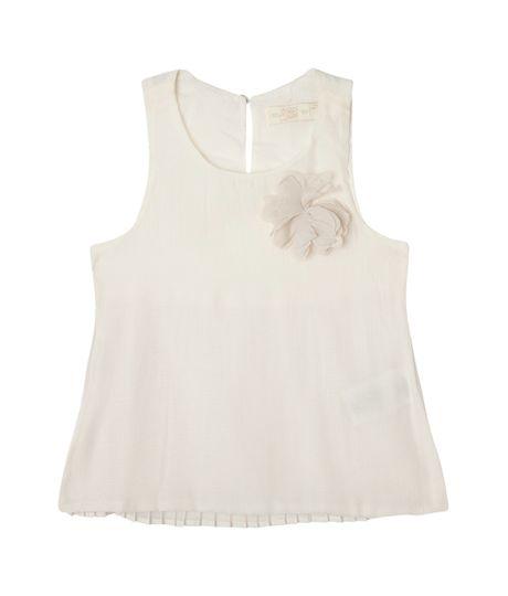 Camisas-Ropa-nina-Blanco