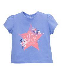Camisetas-Ropa-recien-nacido-nina-Violeta