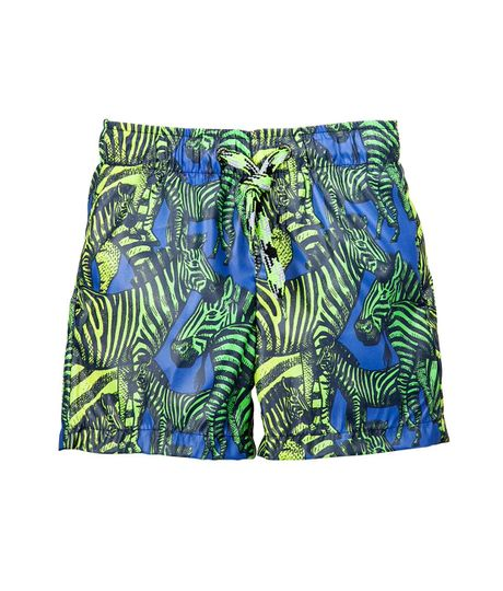 Bermudas-pantalonetas-Ropa-bebe-nino-Amarillo-Neon