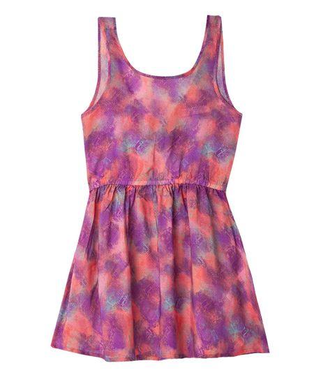 Vestidos-Ropa-nina-coral-neon