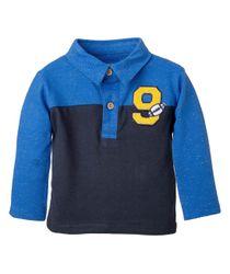 Camisetas-Ropa-recien-nacido-nino-Azul