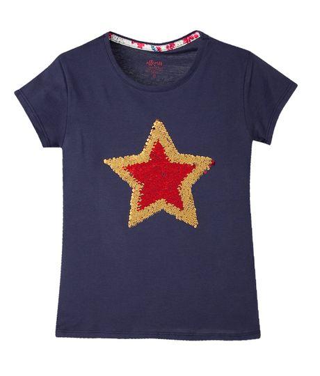 Camisetas-Ropa-nina-Azul