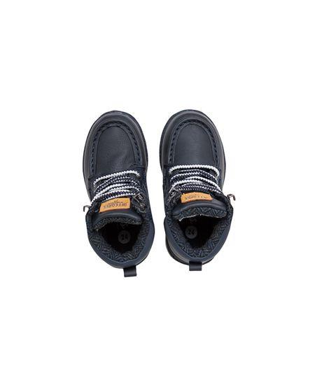 Zapatos-Ropa-bebe-nino-Azul