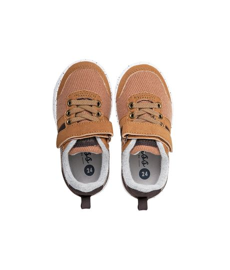 Zapatos-Ropa-bebe-nino-Cafe