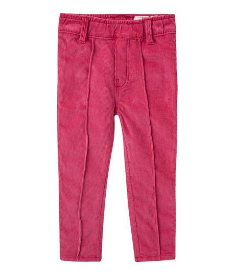 Jeans-y-Pantalones-Ropa-bebe-nina-Rojo