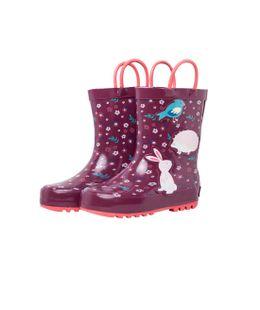 Zapatos-Ropa-bebe-nina-Rojo