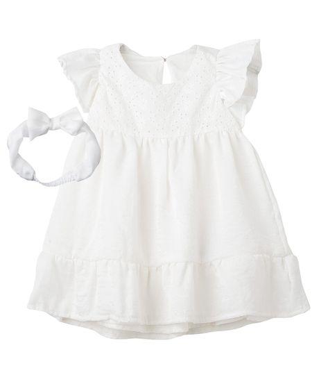 Vestidos-Ropa-recien-nacido-nina-Gris