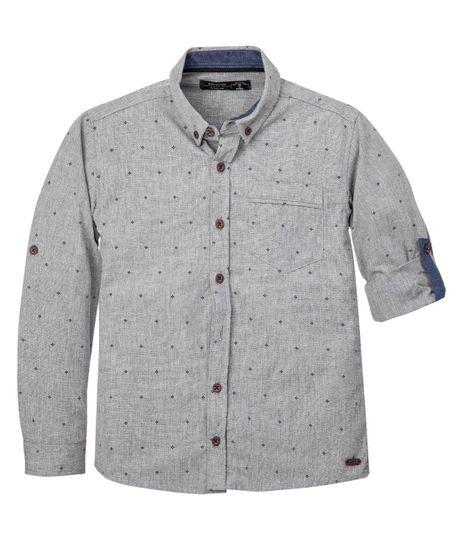 Camisas-Ropa-nino-Gris-Jaspe