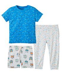Pijamas-Ropa-bebe-nino-Gris-Jaspe