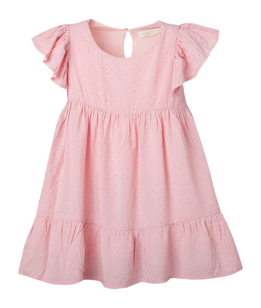 736146fd1 Vestido manga corta Compra ropa para bebe nina en offcorss.com ...