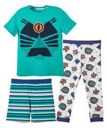 Pijamas-Ropa-nino-Verde