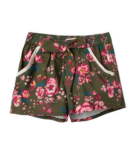 Faldas-y-shorts-Ropa-nina-Verde