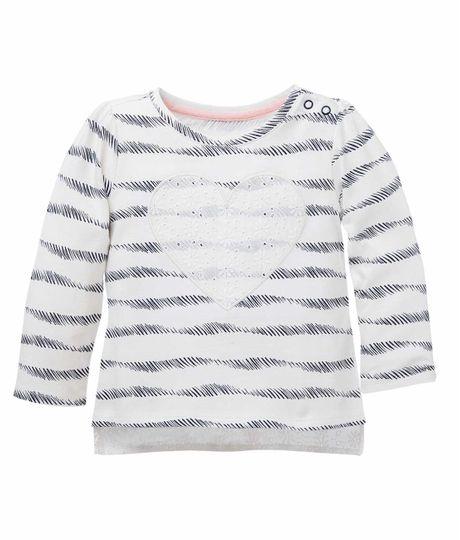 Camiseta-manga-larga-Ropa-recien-nacido-nina-Gris
