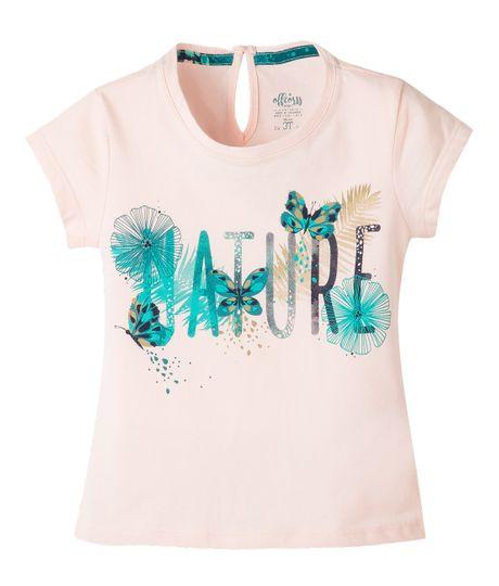 Camiseta-estampada-Ropa-bebe-nina-Rosado