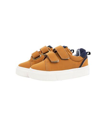 Zapatos-Ropa-bebe-nino-Amarillo