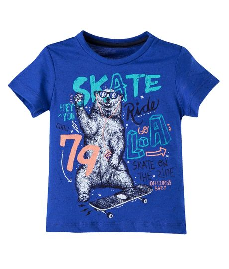 Camiseta--Ropa-bebe-nino-Azul