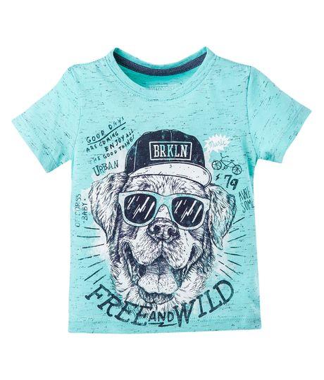 Camiseta--Ropa-bebe-nino-Verde