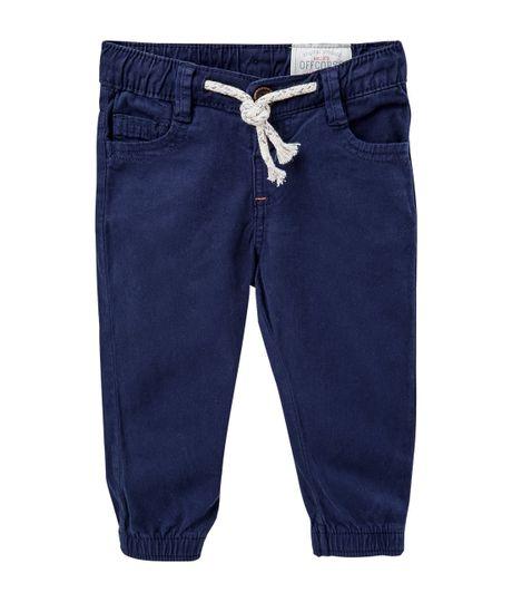 Pantalon-jogger--Ropa-bebe-nino-Azul
