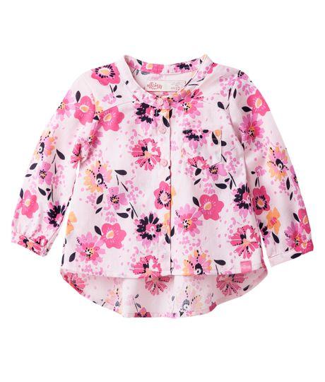 Camisa-Ropa-bebe-nina-Rosado