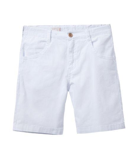 Bermuda-Ropa-nino-Blanco