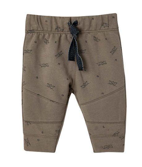 Pantalon-Ropa-recien-nacido-nino-Verde