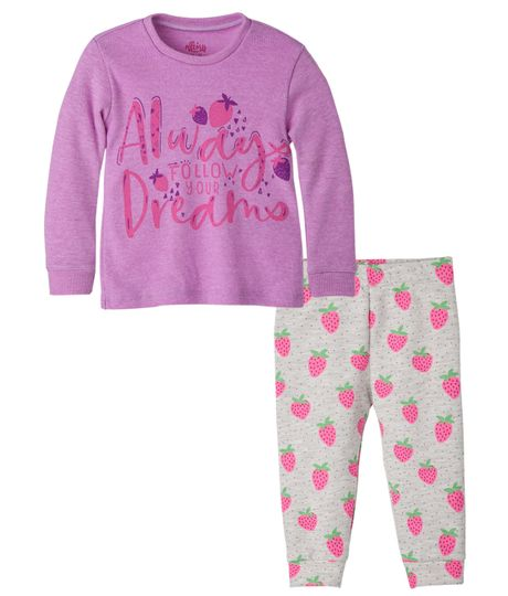 Pijama-Ropa-bebe-nina-Gris