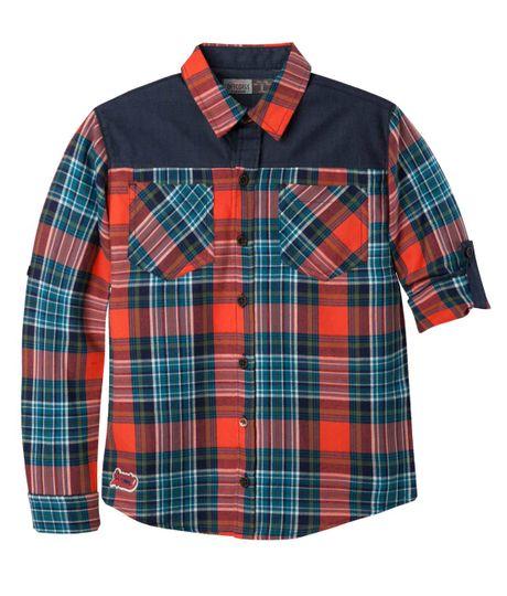 Camisa-Ropa-nino-Naranja