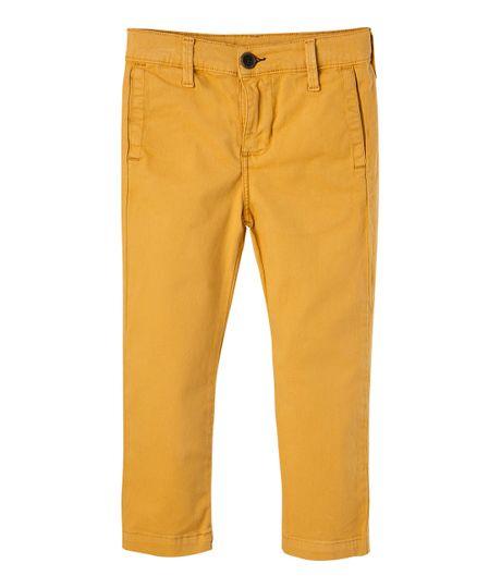 Pantalon-Ropa-nino-Amarillo