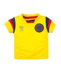 Camiseta-Ropa-recien-nacido-nino-Amarillo