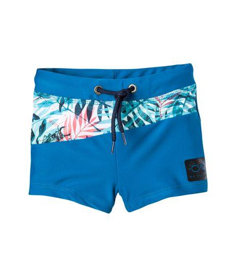 Pantaloneta-tipo-boxer-Ropa-bebe-nino-Azul