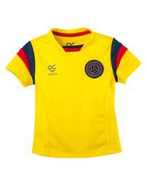 Camiseta-Ropa-bebe-nino-Amarillo