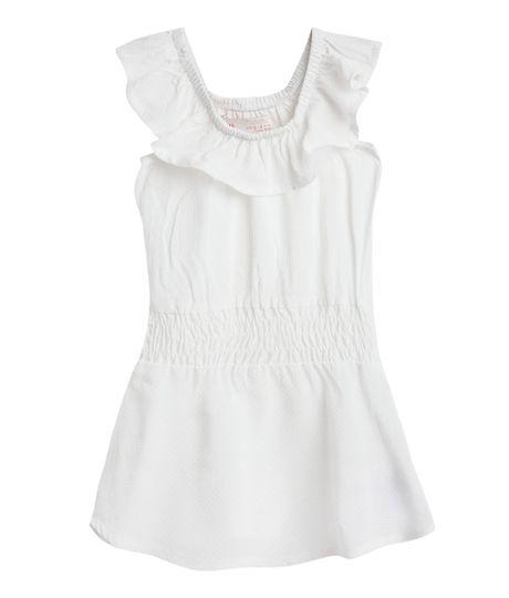 Vestido-de-playa-Ropa-bebe-nina-Gris