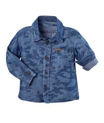 Camisa-Ropa-bebe-nino-Indigo-medio