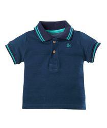 Camiseta-Ropa-recien-nacido-nino-Azul
