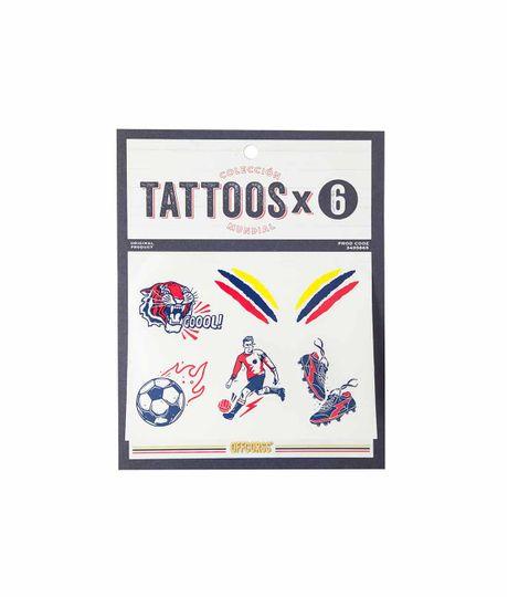 Tatuajes-temporales-Ropa-nino-Blanco