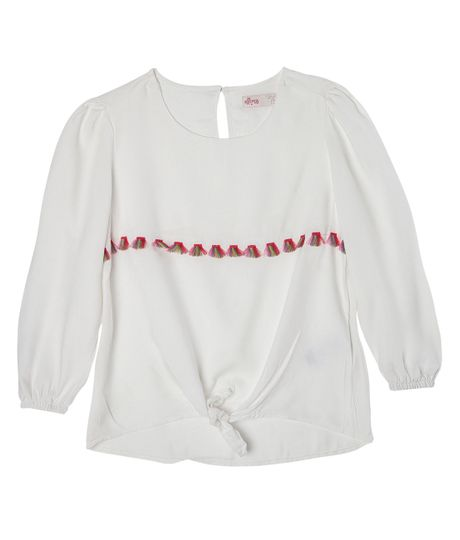 Camisa-Ropa-nina-Gris